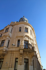 Historisches Gebäude in Pecs