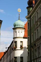 Historisches Gebäude in Neuburg a.d. Donau