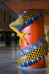 Japanese column