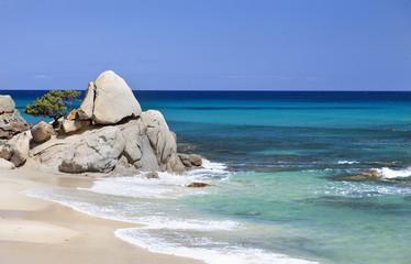 Spiaggia di Santa Giusta (Sardegna,Italia)