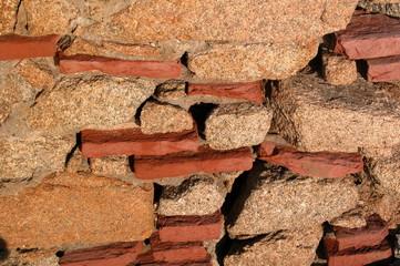texture di granito e mattonelle