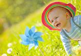 Fototapety baby blick