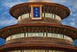 Fototapete Asien - Schöner - Historische Bauten