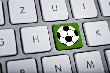 Fußball Computer
