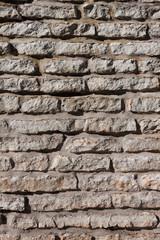Stone wall house