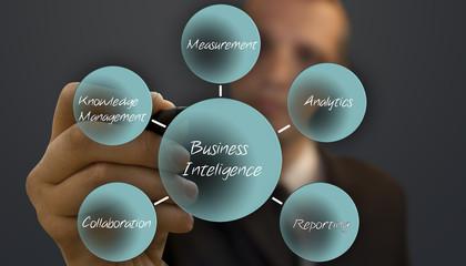 Business inteligence.