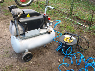 Portable air compressor 2