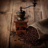 Fototapety antike Kaffeemühle