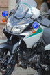 Moto della Polizia Locale