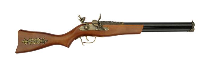 Old rifle blunderbuss shotgun