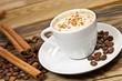 Kaffee und Aroma