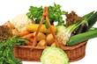 Gemüse vom Wochenmarkt