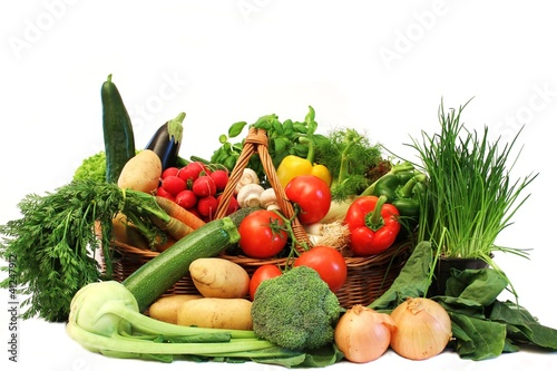 diverses Gemüse - 41247912