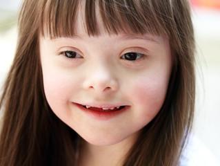 Portrait of beautiful happy girl