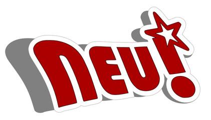 Label 3d Neu!