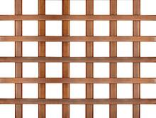 Drewniana krata samodzielnie