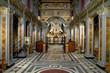 abbazia grottaferrata interno