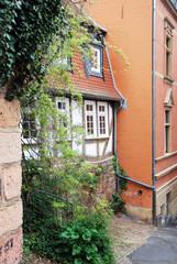 Alstadt Marburg - Fachwerkhaus