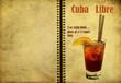 Cuba Libre recipe