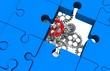puzzle cogwheel
