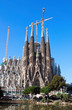 Sagrada Familia, Barcelona,Spain