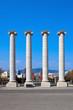 Columns at Placa de Espanya