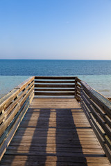 Pier at Bahia Honda National Park