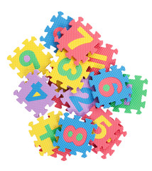 Puzzle in a variety of figures