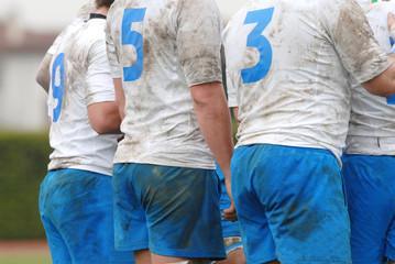 Giocatori di rugby