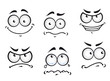 Comics faces