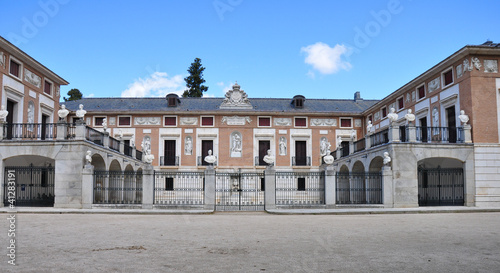 "Royal palace ""casa de labrador"" in Aranjuez, Spain"