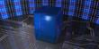 Netzwerk Cube Monitor