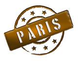 Stamp - PARIS
