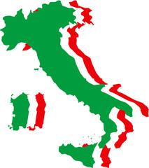 ITALIA 3 COLORI