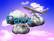 Flight to Paris