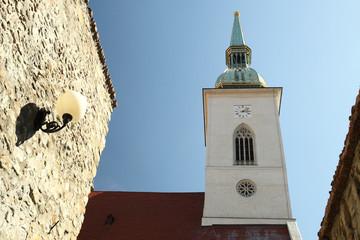 St. Martin's church, Bratislava, Slovakia