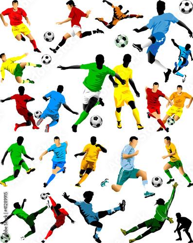 Fototapeta soccer best of the best