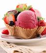 dessert, ice cream