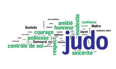 WEB ART DESIGN TAG CLOUD JUDO ARTS MARTIAUX 002