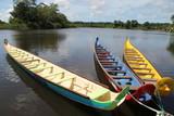 Guyane - Pirogues