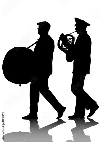 Military musician - 41291952