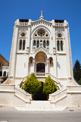 Salesian Church in Nazareth, Israel