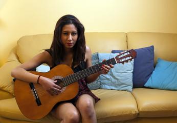 esame di chitarra