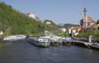 Schifffahrt auf der Donau - Passau
