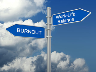 Anti Burnout Work-Life-Balance
