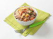 Mixed rice with vegetables