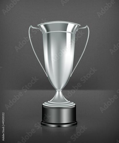 Silver Cup, vector