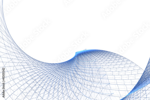 Abstract business science or technology background