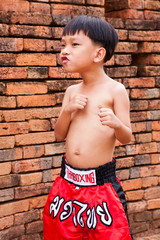 thai boxing or muay thai For self-defense and fitness