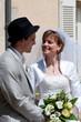 Photo de jeunes mariés - LO